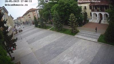 Webcam Esplanada Suceava 5