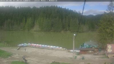 Webcam Lacul Rosu