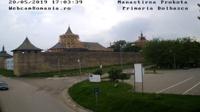 Webcam Manastirea Probota 5