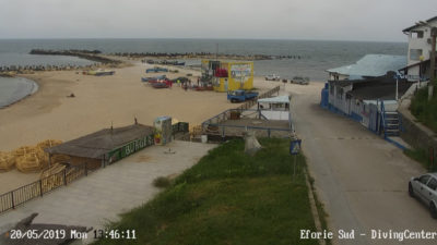 Webcam Eforie Sud 2