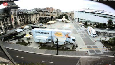 Webcam Craiova Piata Mihai Viteazul