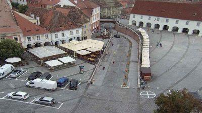 Webcam Piata Mica Sibiu