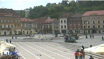 Webcam Brasov Piata Sfatului 2