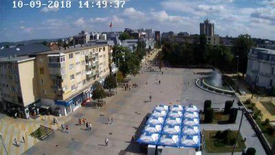 Webcam Piata Primariei Pitesti