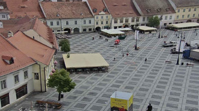 Webcam Piata Mare Sibiu 2
