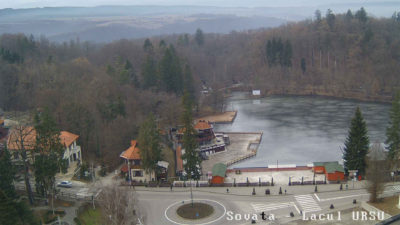 Webcam Lacul Sovata