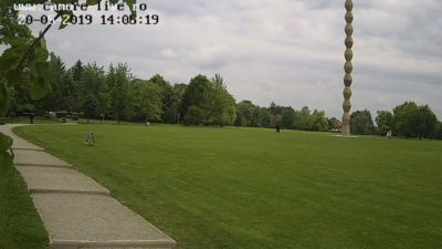 Webcam Coloana Infinitului