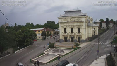 Webcam Teatrul National 5