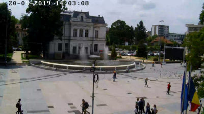 Webcam Pitesti Fantana