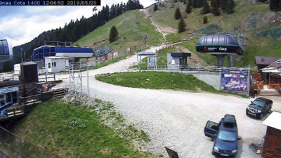 Webcam Sinaia Cota 1400